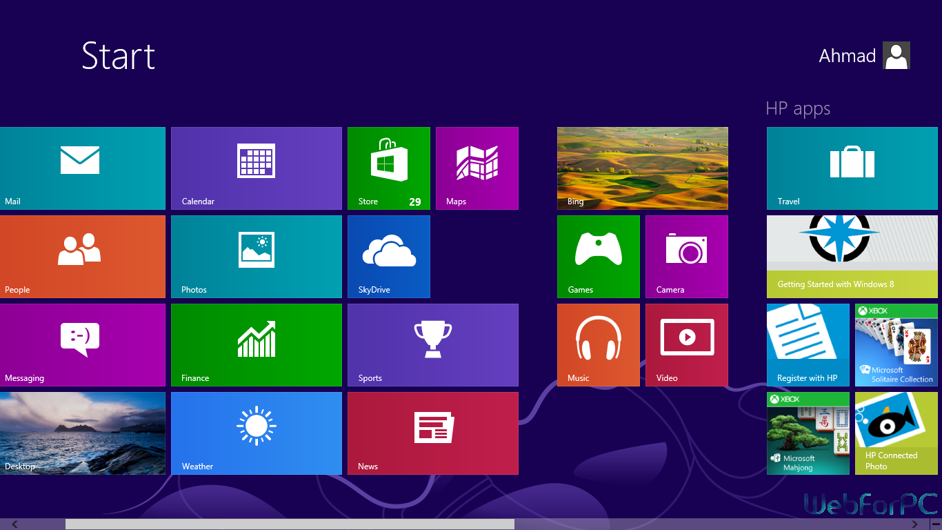 Windows 8 Free Download 32 Bit - Citrix Receiver Windows , HD Wallpaper & Backgrounds