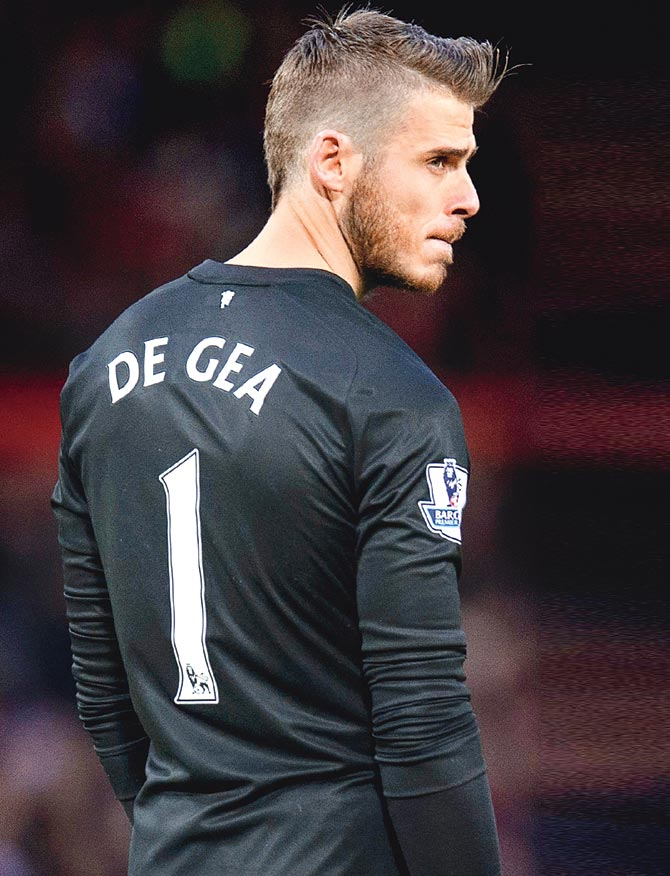 David De Geas Move To Real Madrid Ends After Man United