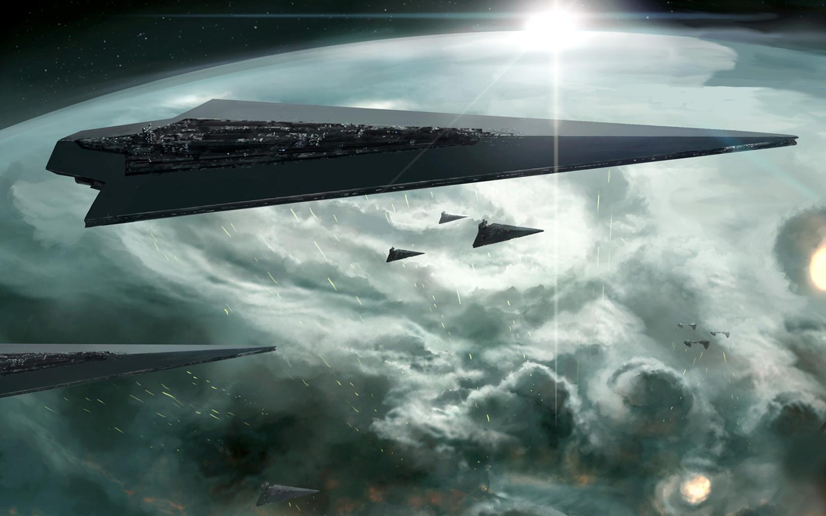 Executor Class Star Dreadnought Wallpaper Star Wars Executor Art