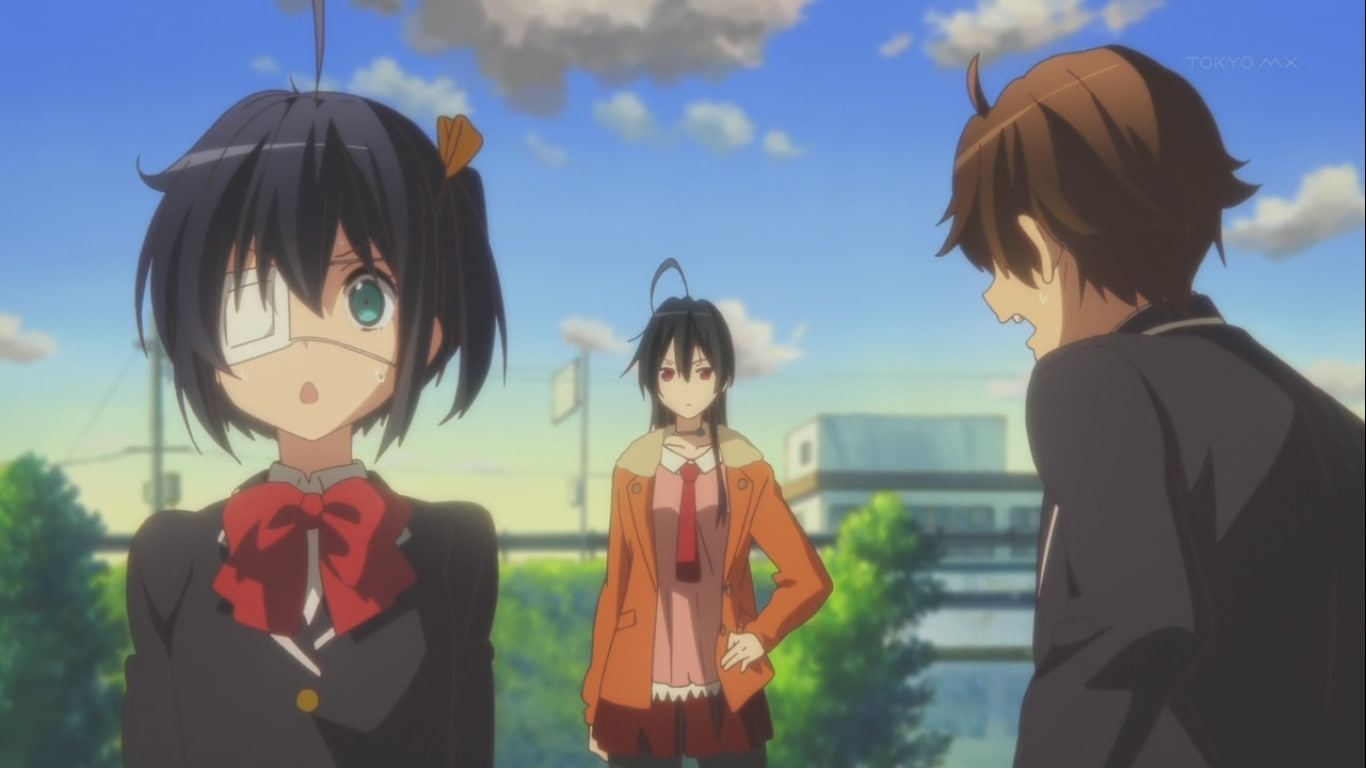 Anime Love Chunibyo Other Delusions Rikka Takanashi 1026956