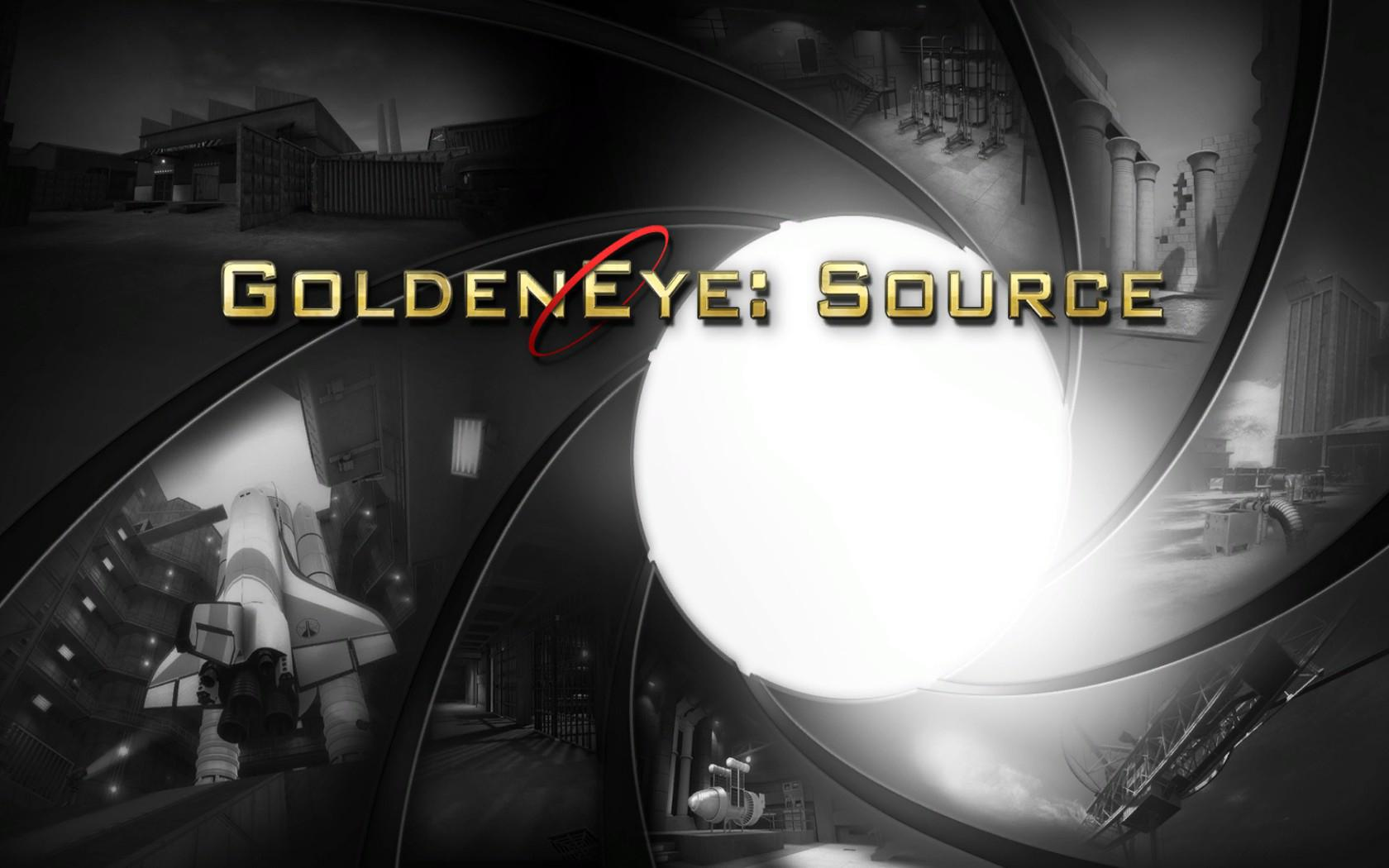 Source Title Screen - Goldeneye Source Thumbnail , HD Wallpaper & Backgrounds