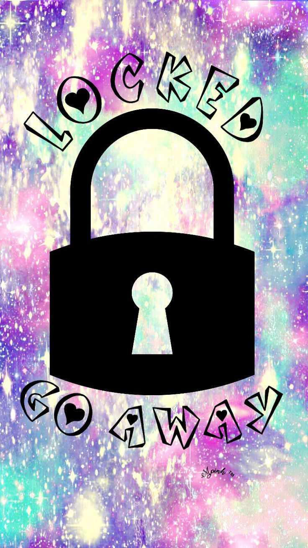 Girly Lock Screen Galaxy , HD Wallpaper & Backgrounds