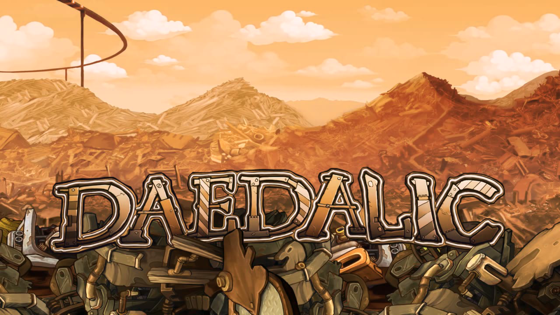 Deponia Review - Pc Game , HD Wallpaper & Backgrounds