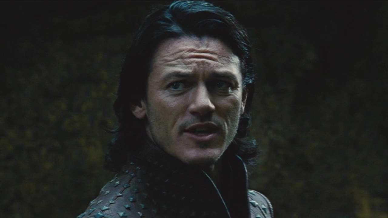 Luke Evans For Dracula Untold Human 1034947 Hd Wallpaper