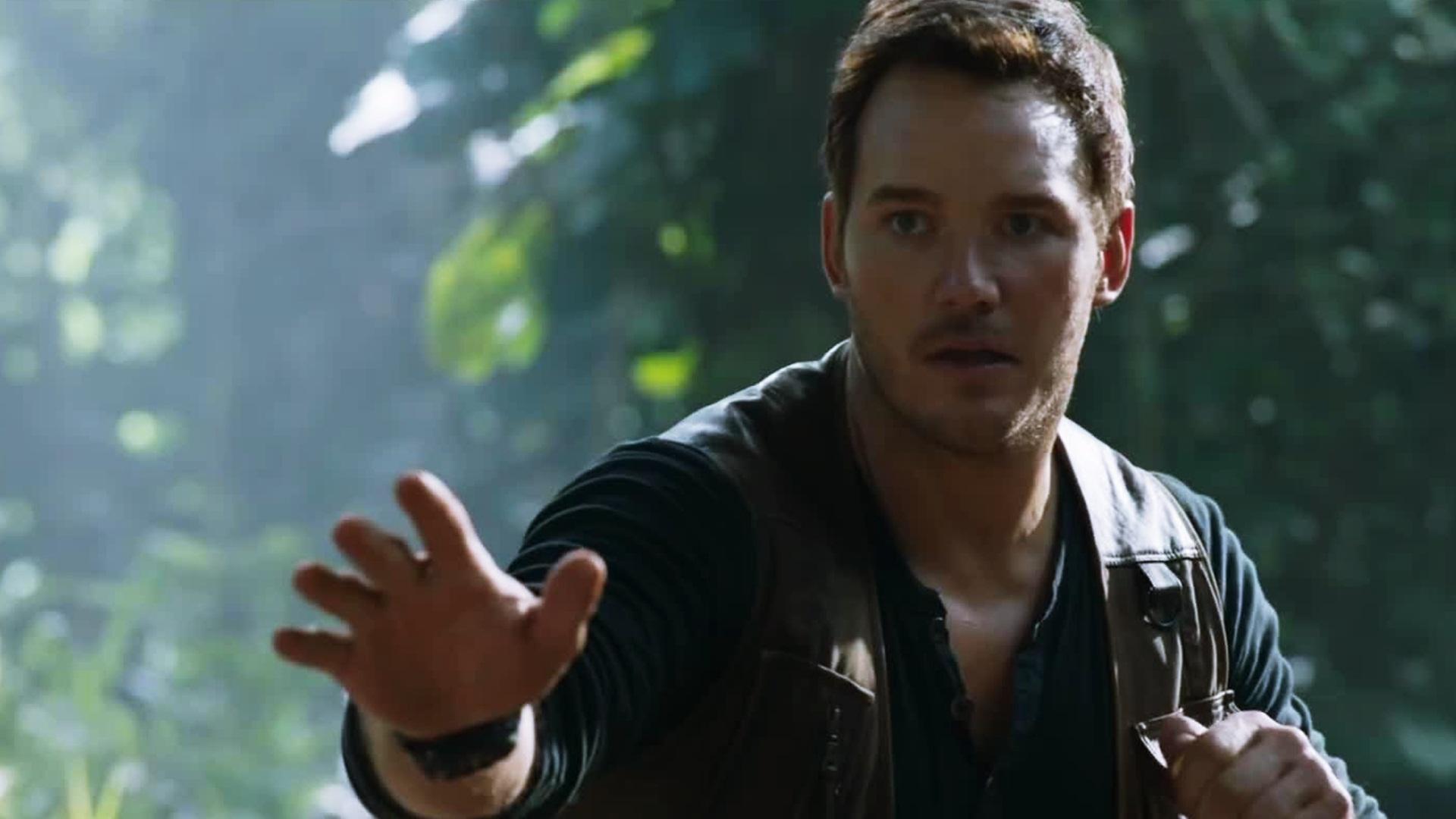 Chris Pratt Jurassic World Fallen Kingdom Hd Desktop