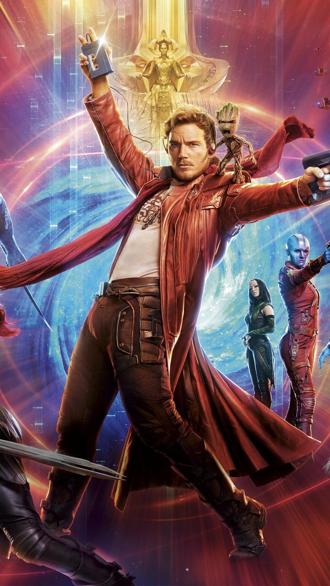 Guardians Of The Galaxy 2 Chris Pratt Zoe Saldana Guardians Of