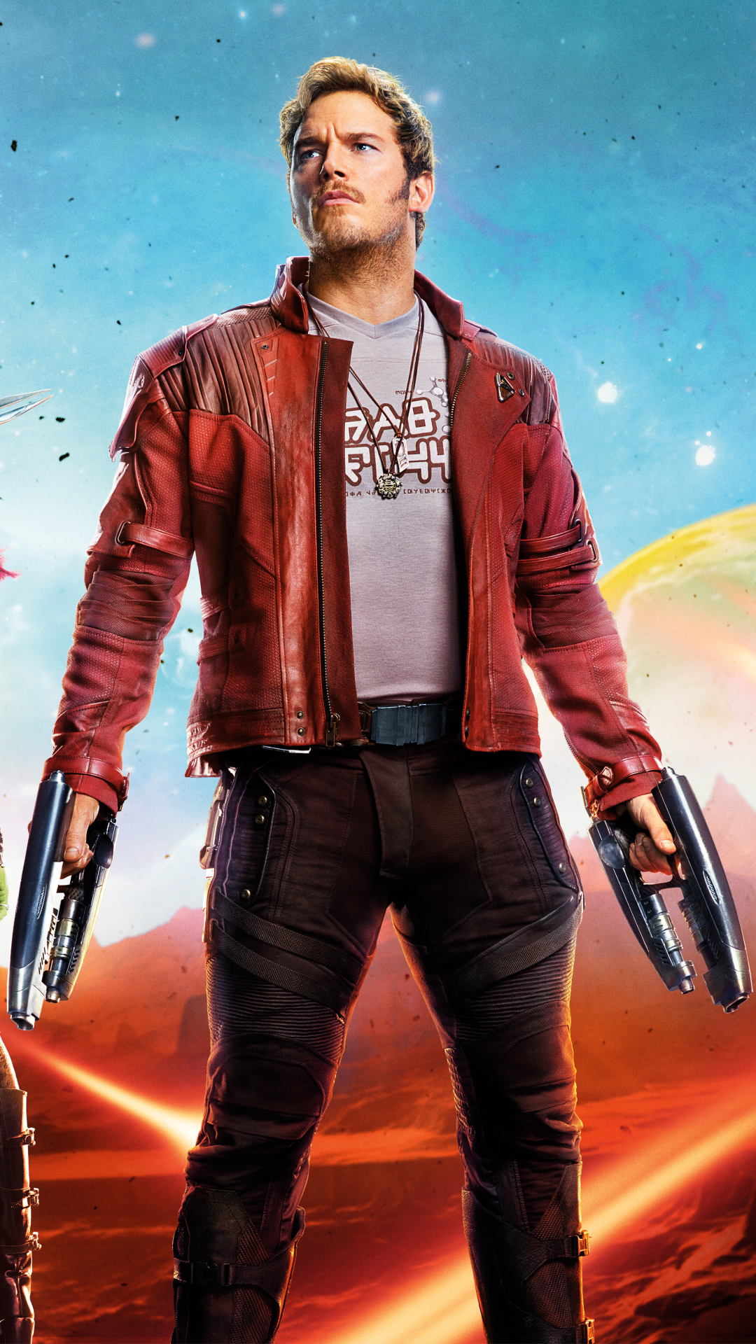 Wallpaper Guardians Of The Galaxy 2 Star Lord 1036376 Hd