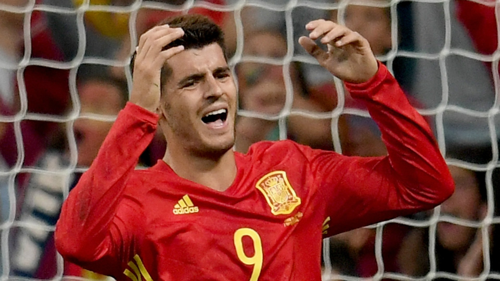 World Cup - Morata Misses Out On Spain World Cup Squad , HD Wallpaper & Backgrounds