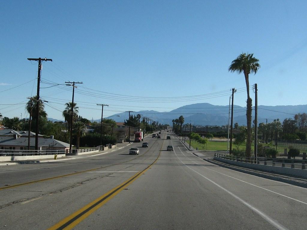 Indio, California - Freeway , HD Wallpaper & Backgrounds