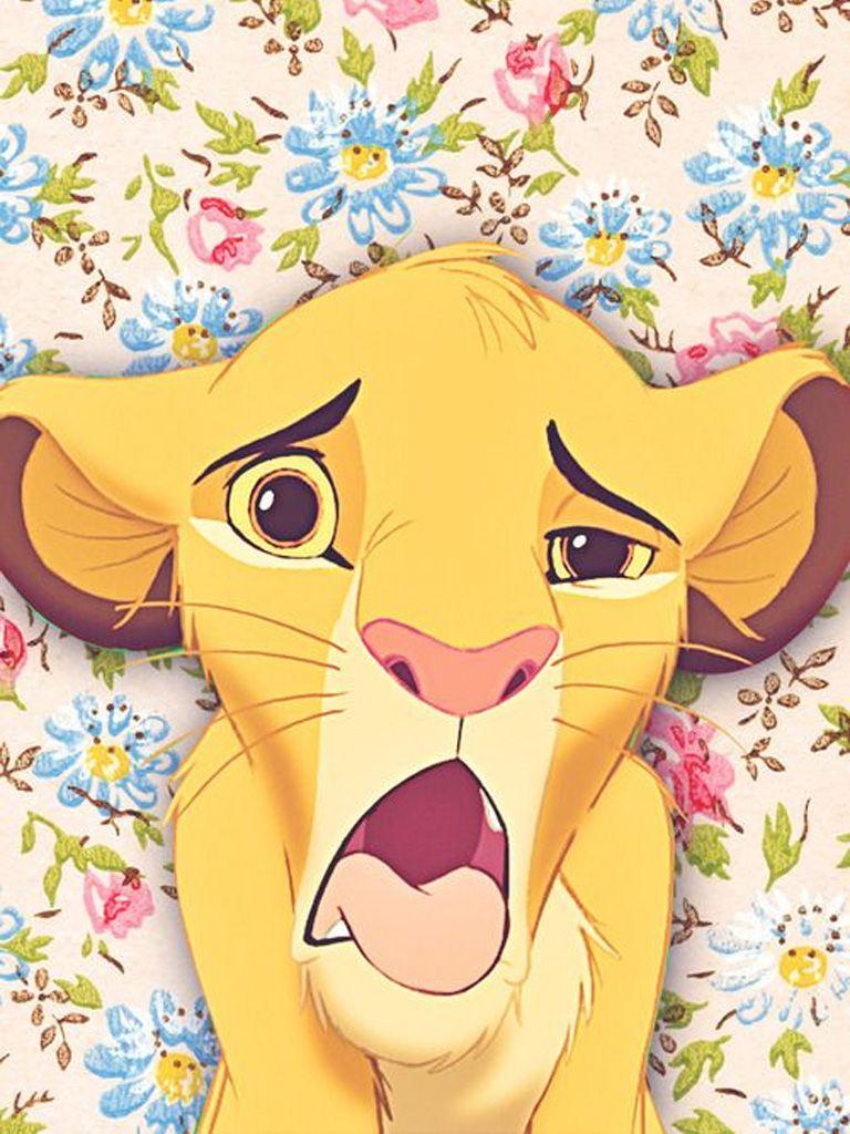 Lion King Ipad Mini Resolution 768 X - Lion King , HD Wallpaper & Backgrounds