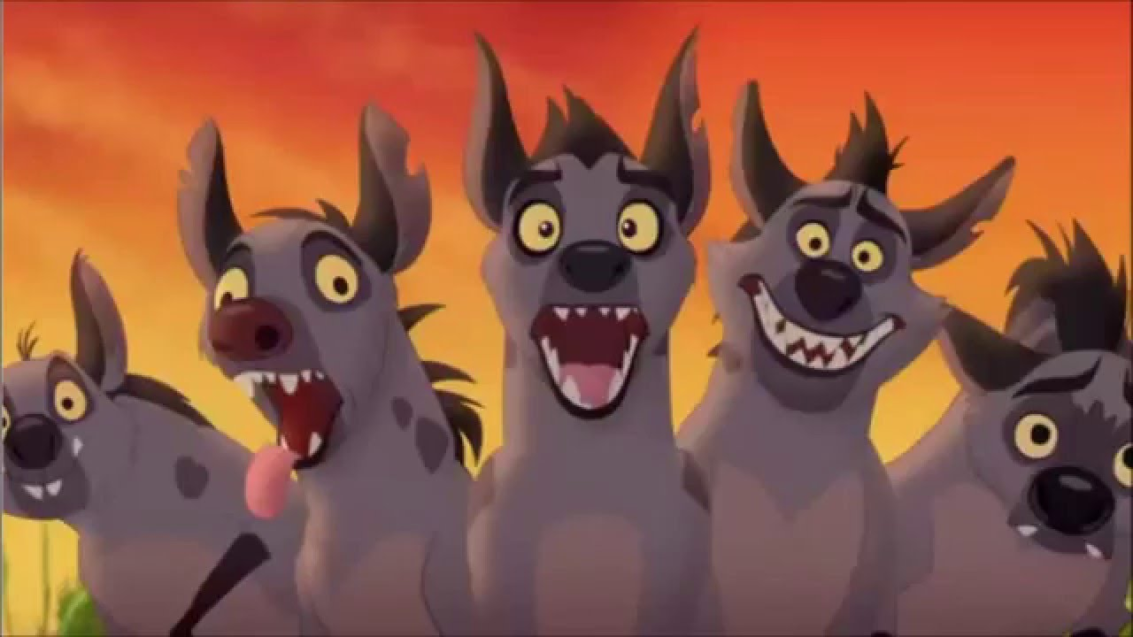 The Lion King Clipart Hyenas - Lion Guard Return Of The Roar Hyenas , HD Wallpaper & Backgrounds