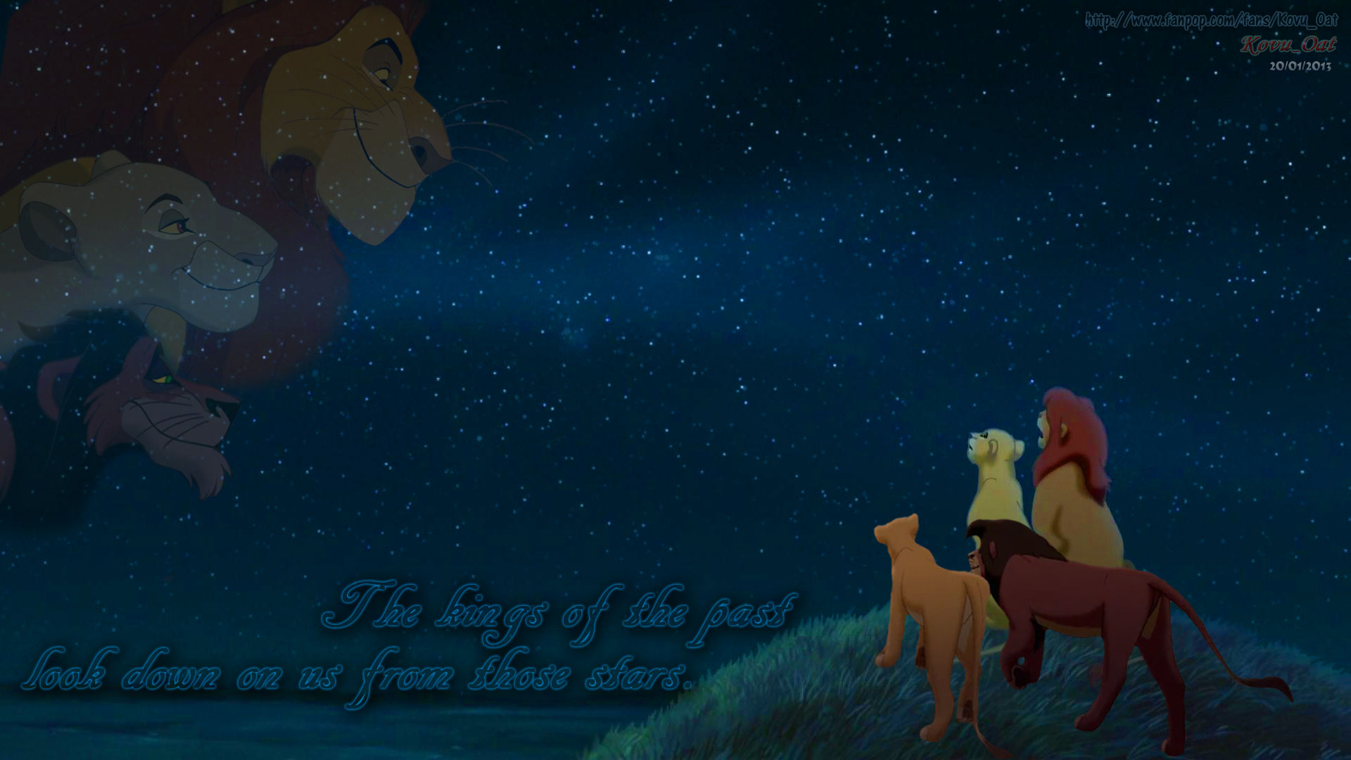 The Lion King Images Lion King Family Old Current Next - Lion King Next Generation , HD Wallpaper & Backgrounds