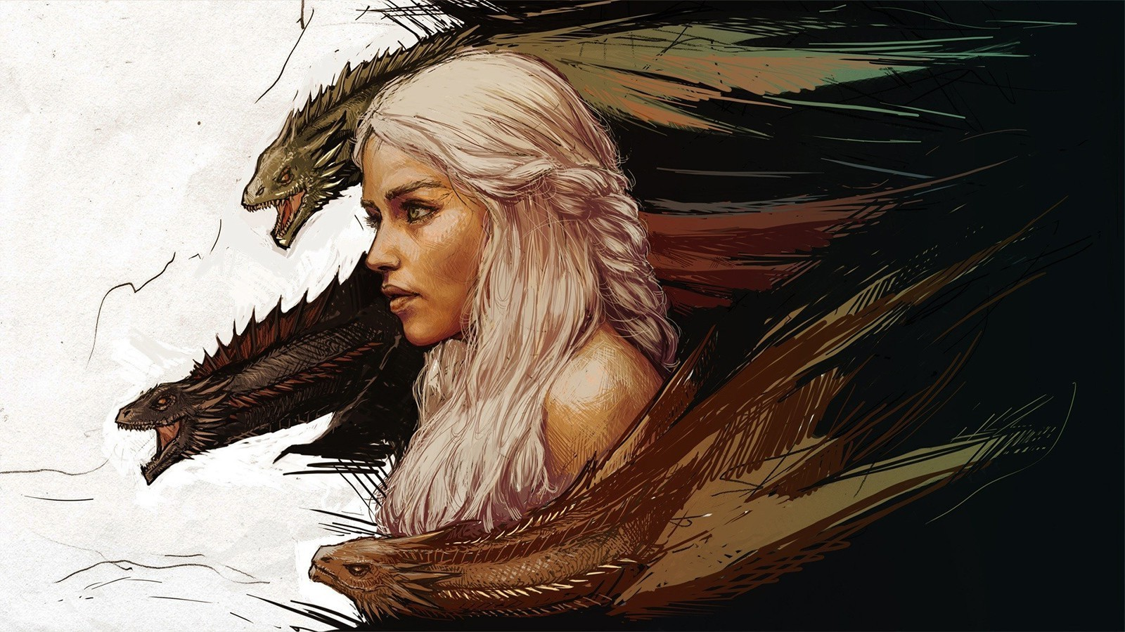 Game Of Thrones Daenerys Targaryen Emilia Clarke Game Of