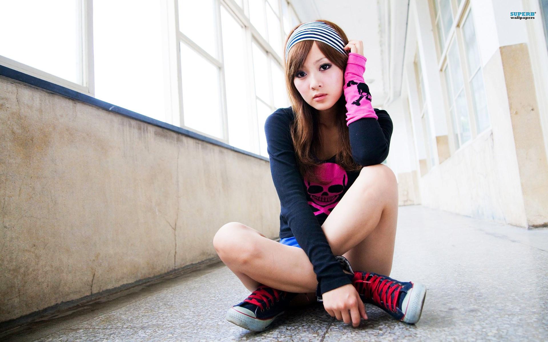 Mikako Zhang - Beautiful Girls Of Sad , HD Wallpaper & Backgrounds