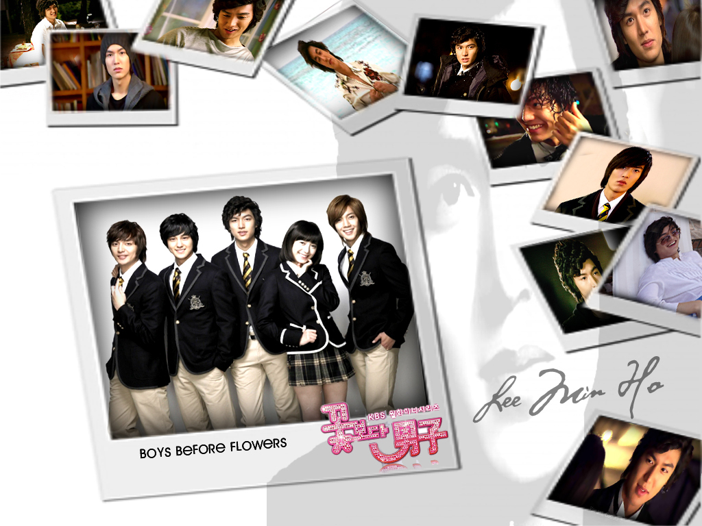 Boys Over Flowers Images Boys Over Flowers Hd Wallpaper