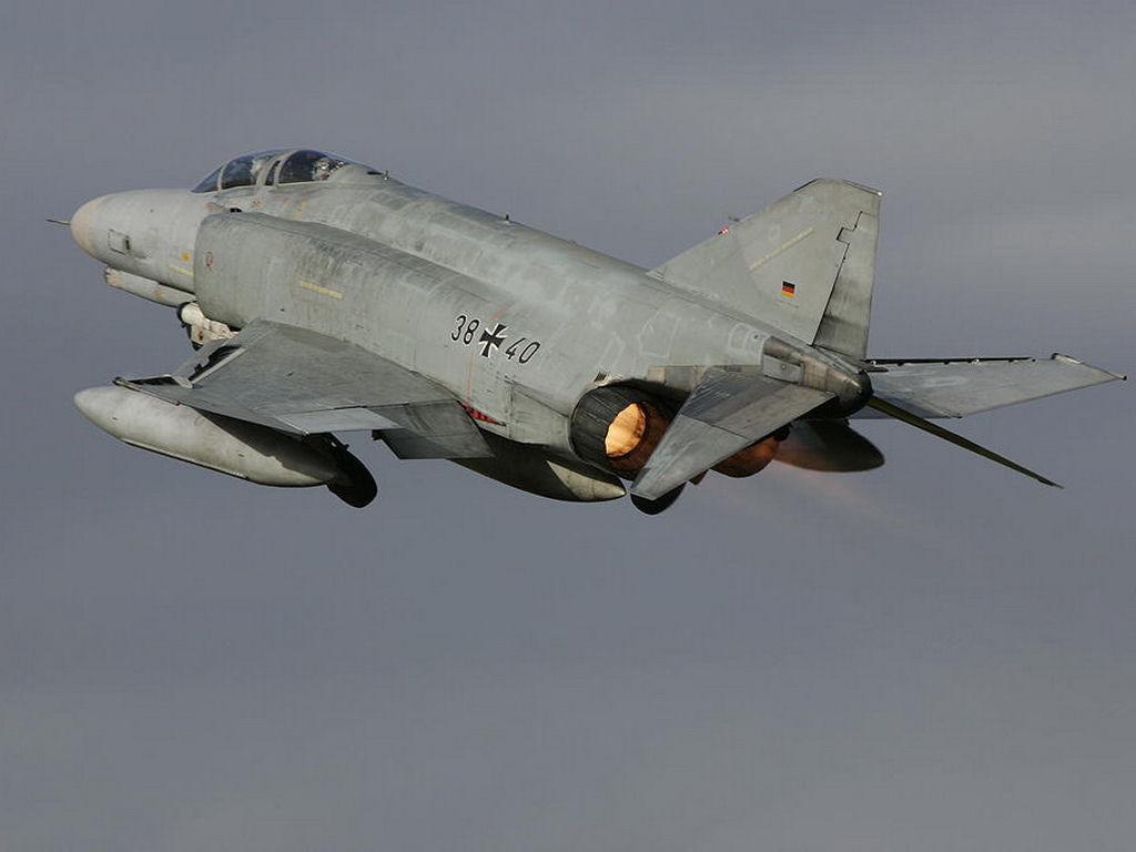 Mcdonnell Douglas F 4 Phantom Ii 1050627 Hd Wallpaper