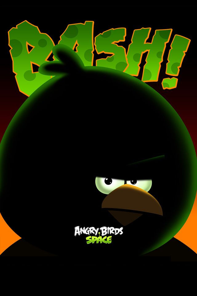 Angry Birds Space Big Brother Bash Iphone Wallpaper - Angry Birds Space Big Brother , HD Wallpaper & Backgrounds