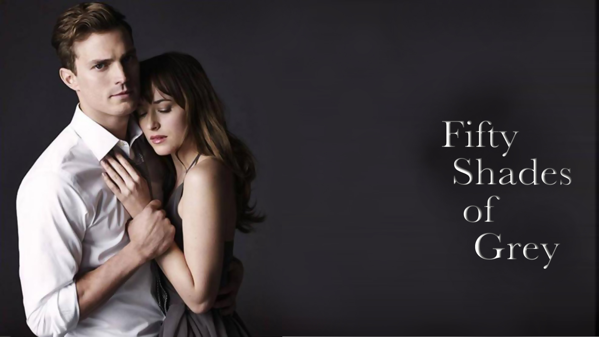 Fifty Shades Of Grey Wallpaper - Anastasia Steele E Christian Grey  (#1052030) - HD Wallpaper & Backgrounds Download