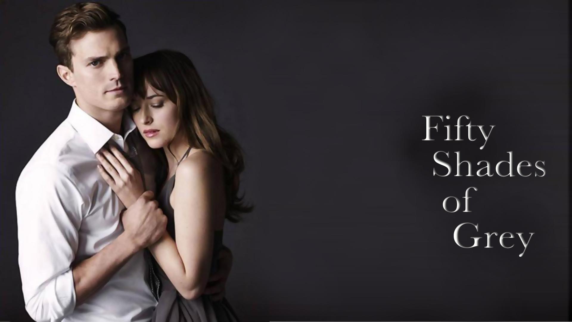 Fifty Shades Of Grey Wallpaper Anastasia Steele E Christian Grey
