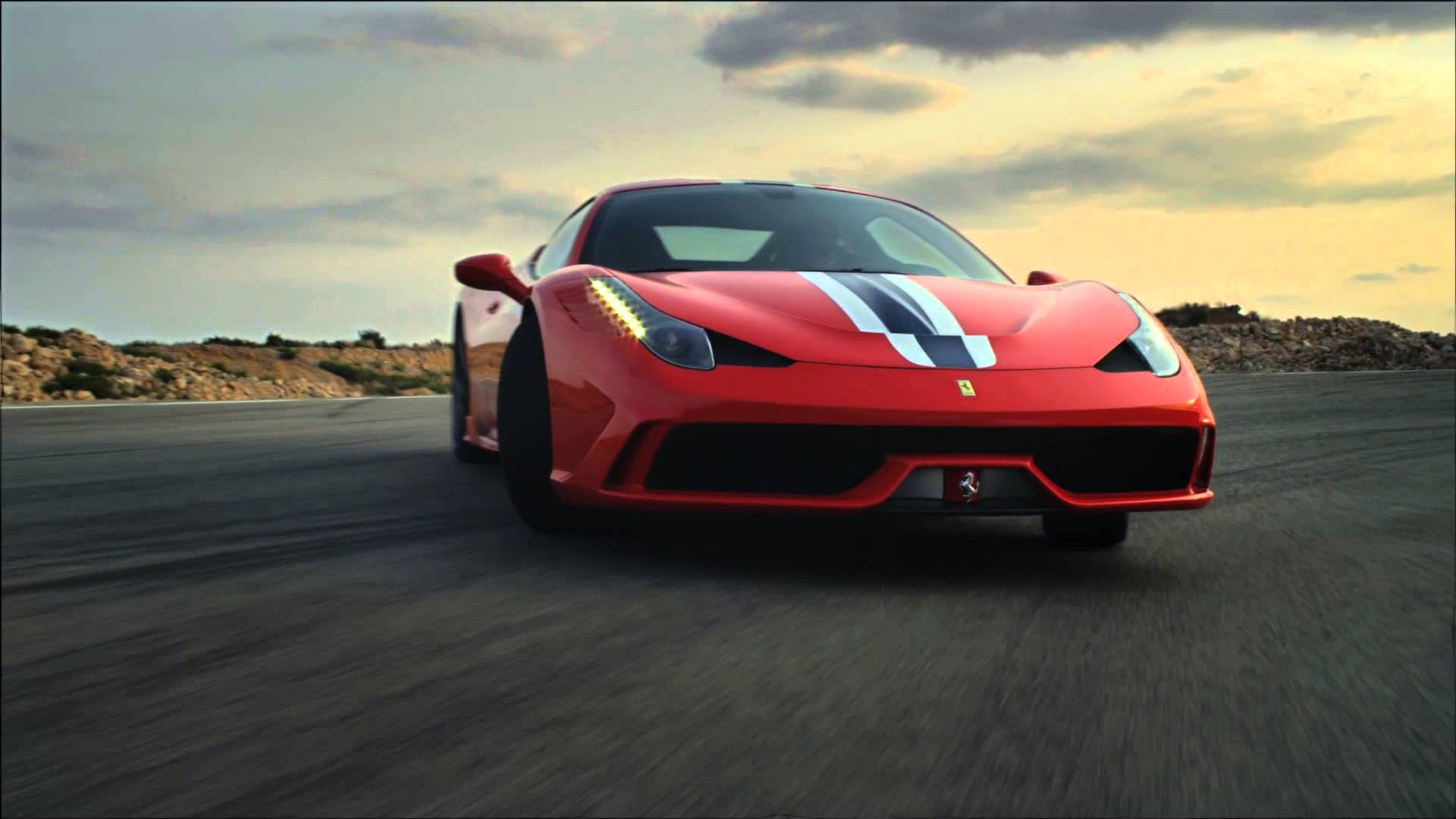 Superb Ferrari 458 Speciale Red Car Wallpaper Hd Desktop Ferrari 458 Speciale 1052043 Hd Wallpaper Backgrounds Download