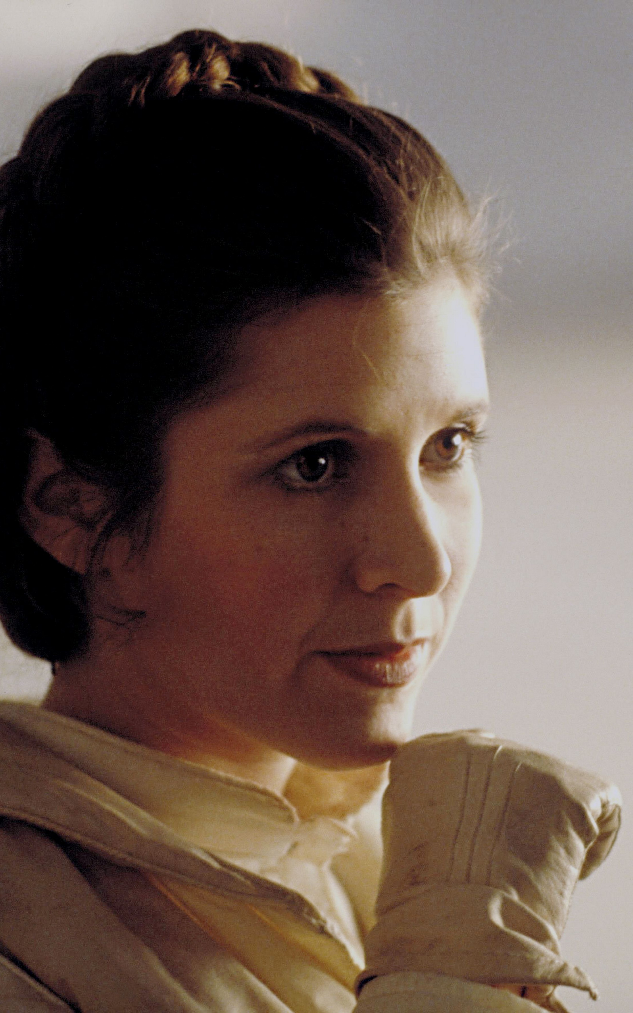 Princess Leia By Mike Mitchell Carrie Fisher 1055031 Hd Wallpaper Backgrounds Download