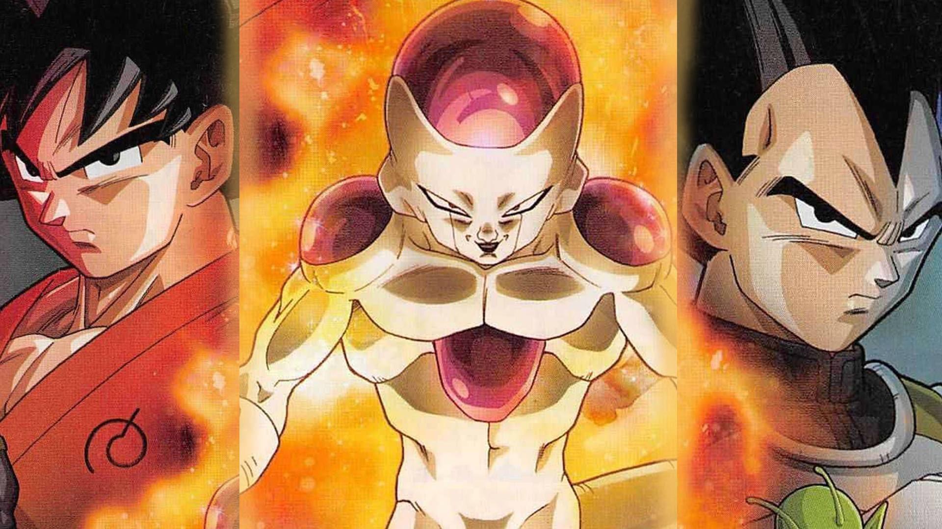 Dragon Ball Z Dragon Ball Z Frieza Resurrection 1058832 Hd