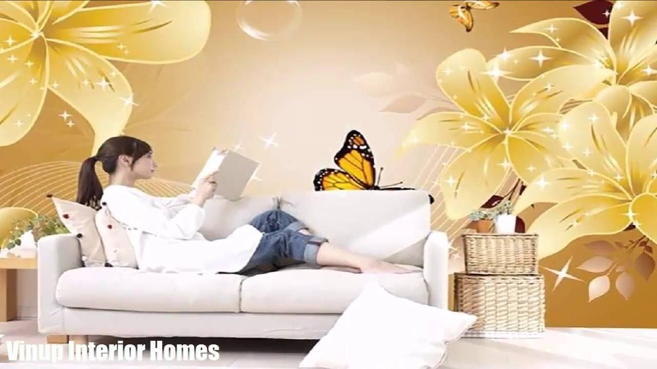 105 1059030 amazing ways to design your tv unit wallpaper
