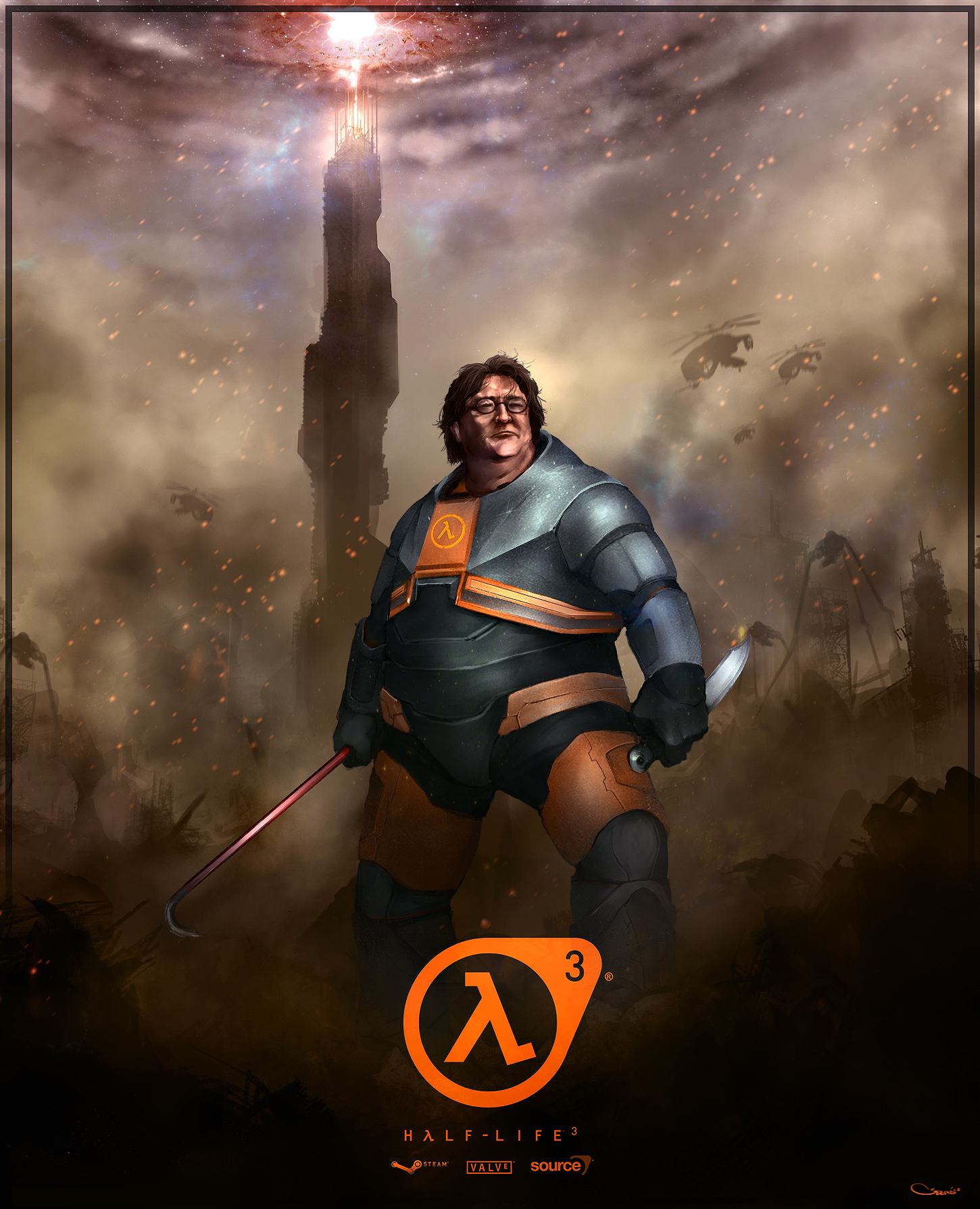 View Gabe Newell Half Life 3 By Dar 3mib Gabe Newell