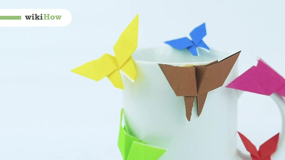 How to Make an Origami Reindeer (with Pictures) - wikiHow | 563x1000