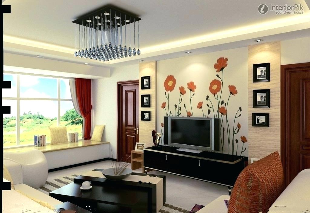 Elegant Wall Design Elegant Wall Designs For Living - Living Room Tv Wall Decoration , HD Wallpaper & Backgrounds