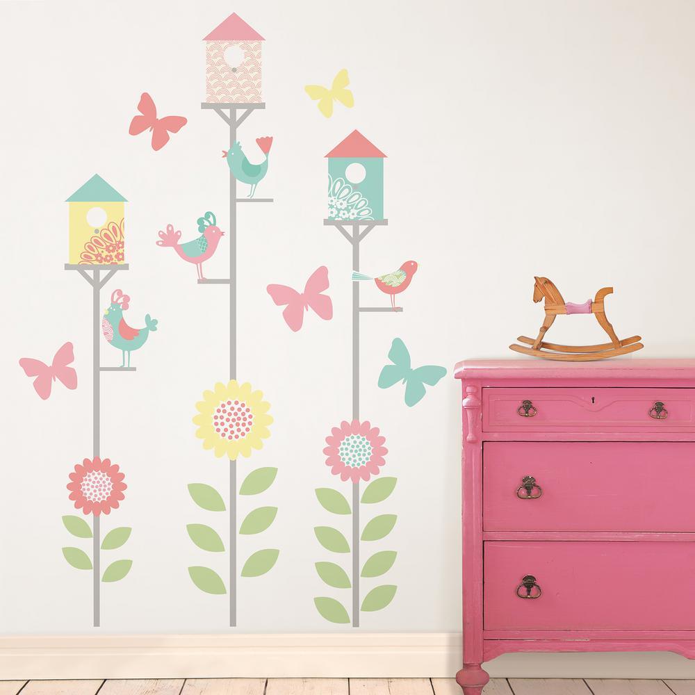 Wallpops Spring Fling Wall Art Kit , HD Wallpaper & Backgrounds