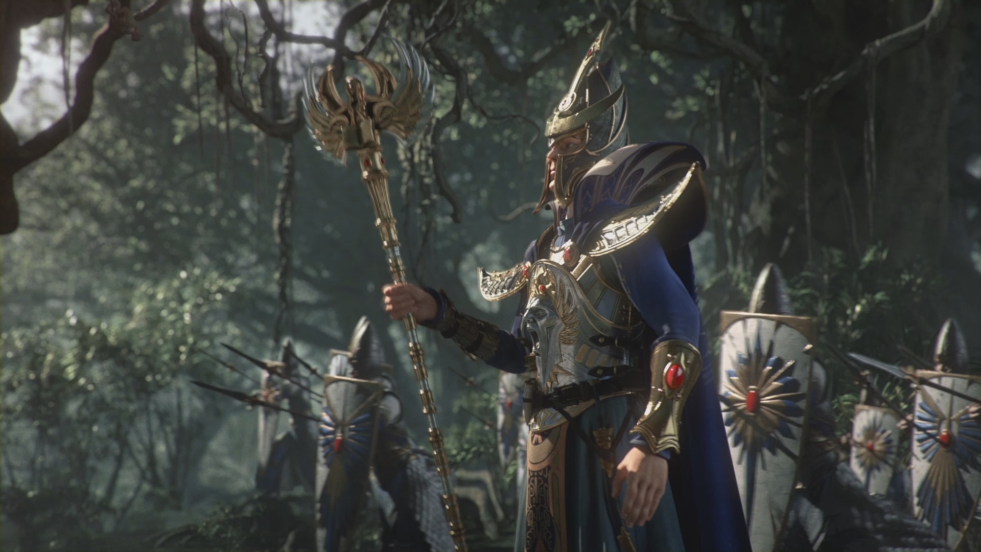Warhammer Total War 2 High Elves 1060630 Hd Wallpaper