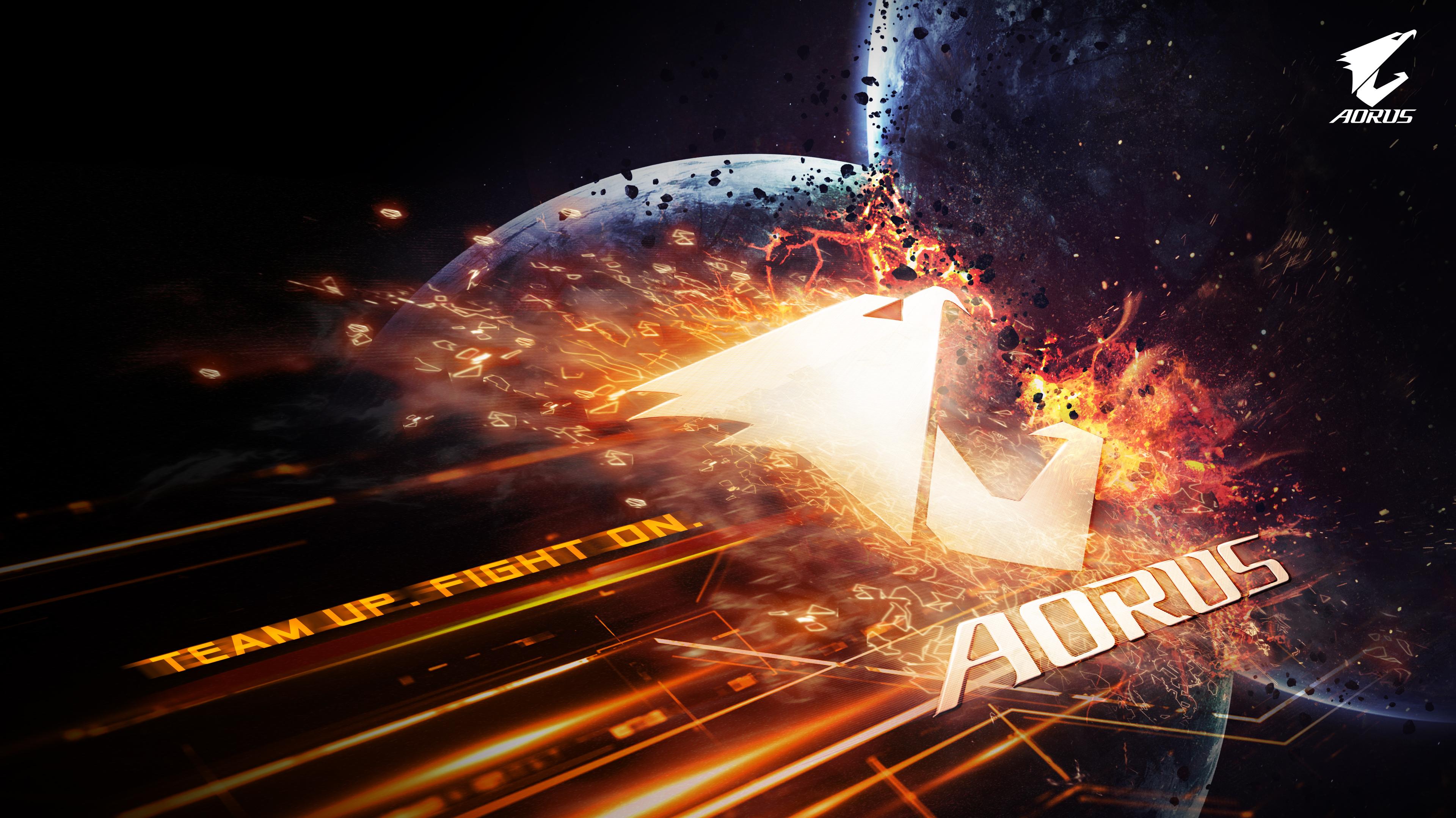 Gaming Unleashed Fond Ecran Aorus 1064590 Hd Wallpaper Backgrounds Download