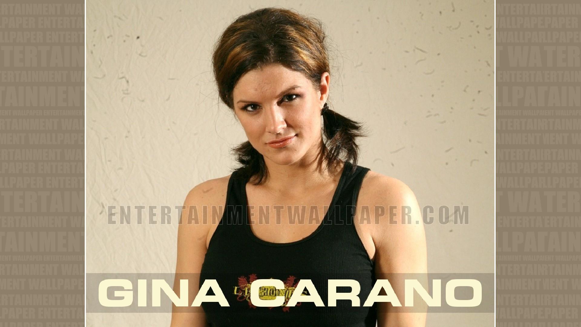 Gina Carano Wallpaper Girl 1065530 Hd Wallpaper