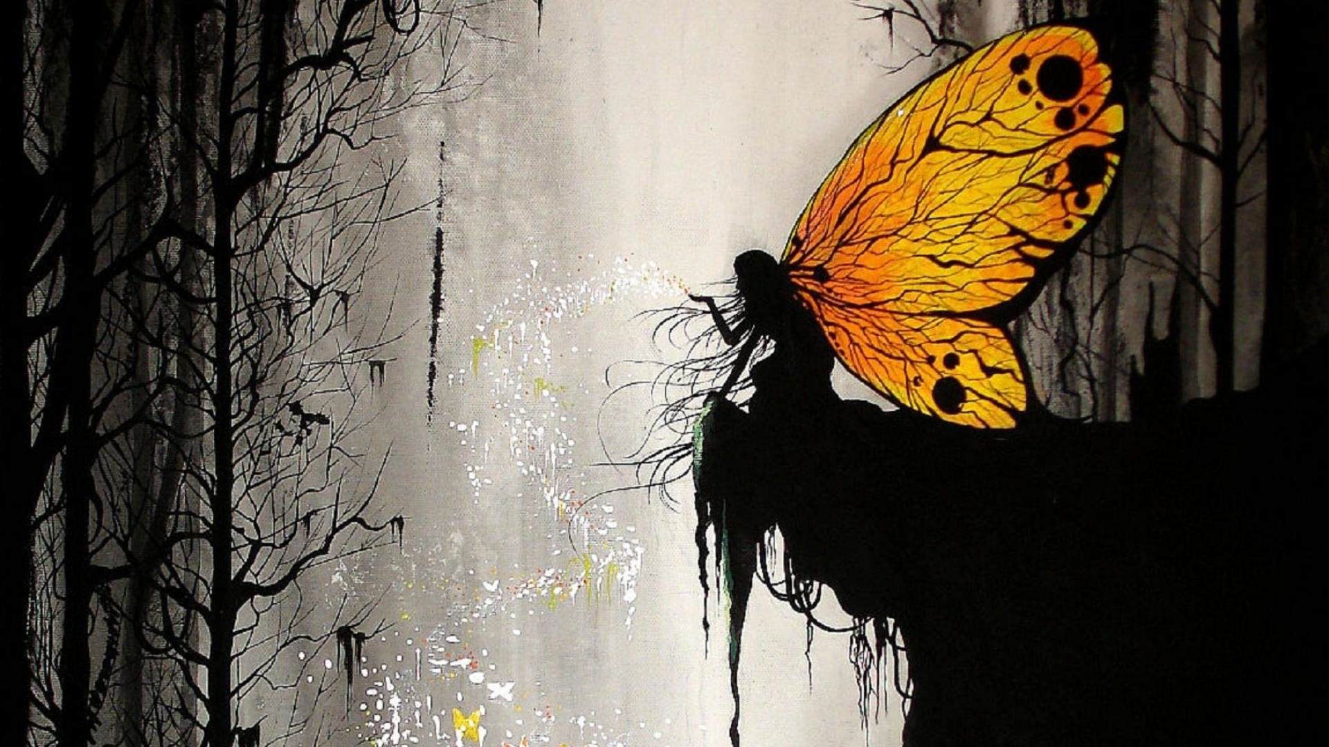 Wallpapers Id - - Easy Fairy Tales Painting , HD Wallpaper & Backgrounds