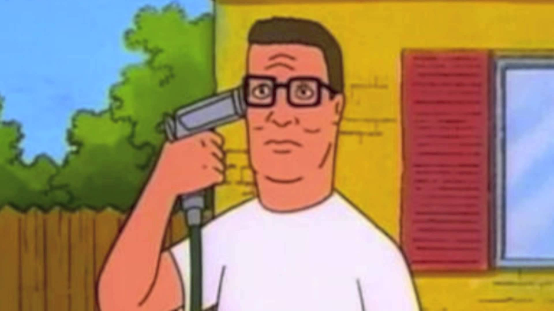 High Quality Hank Hill Blank Meme Template Hank Hill 1071104