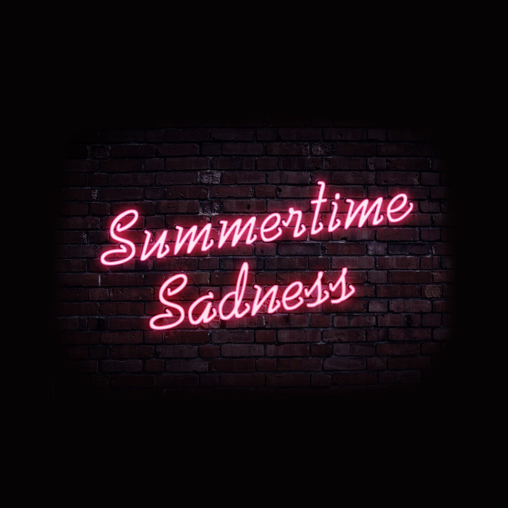 107 1073055 summertime sadness character aesthetic pink aesthetic neon sign