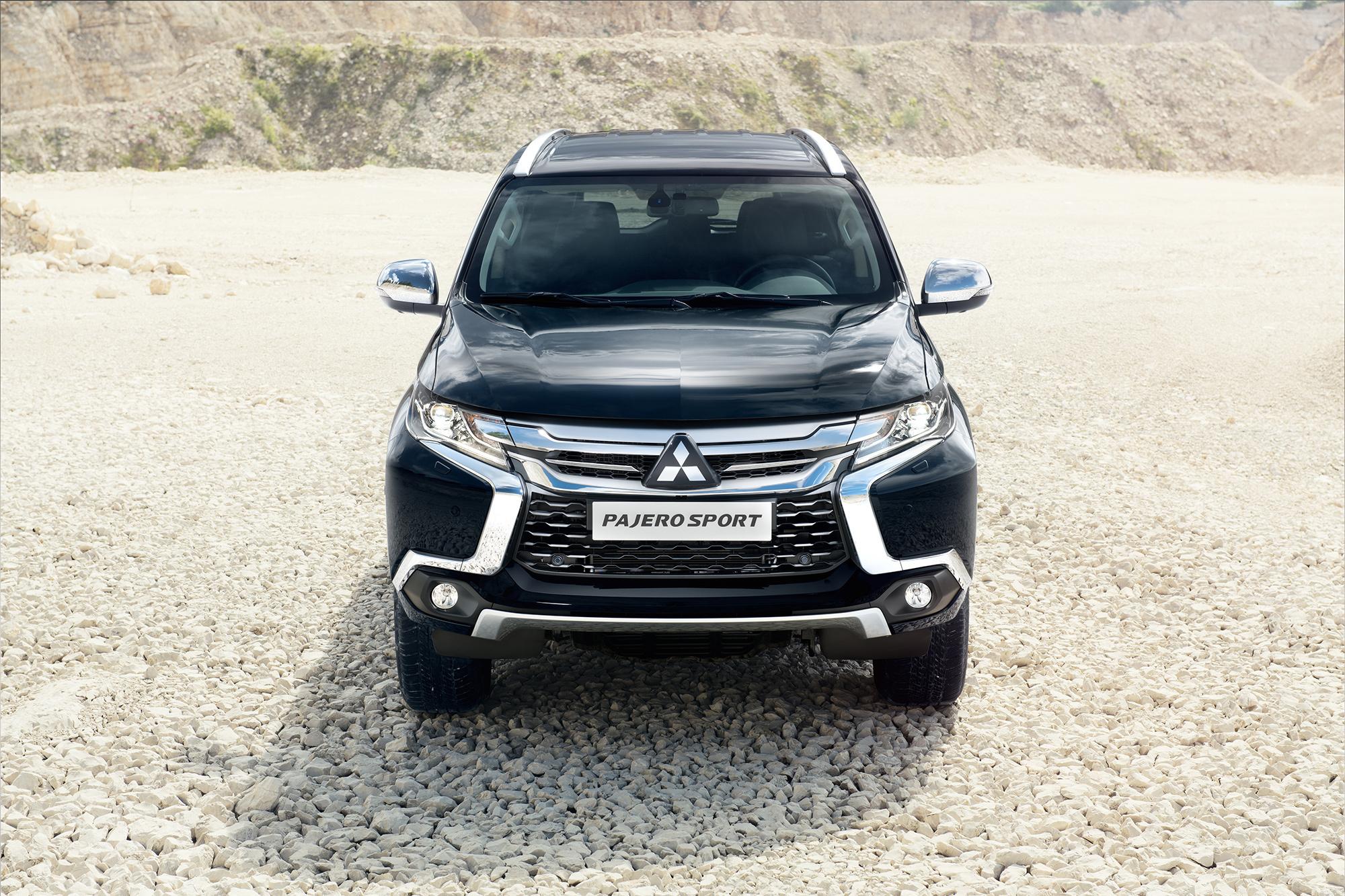 Mitsubishi Pajero Sport , HD Wallpaper & Backgrounds