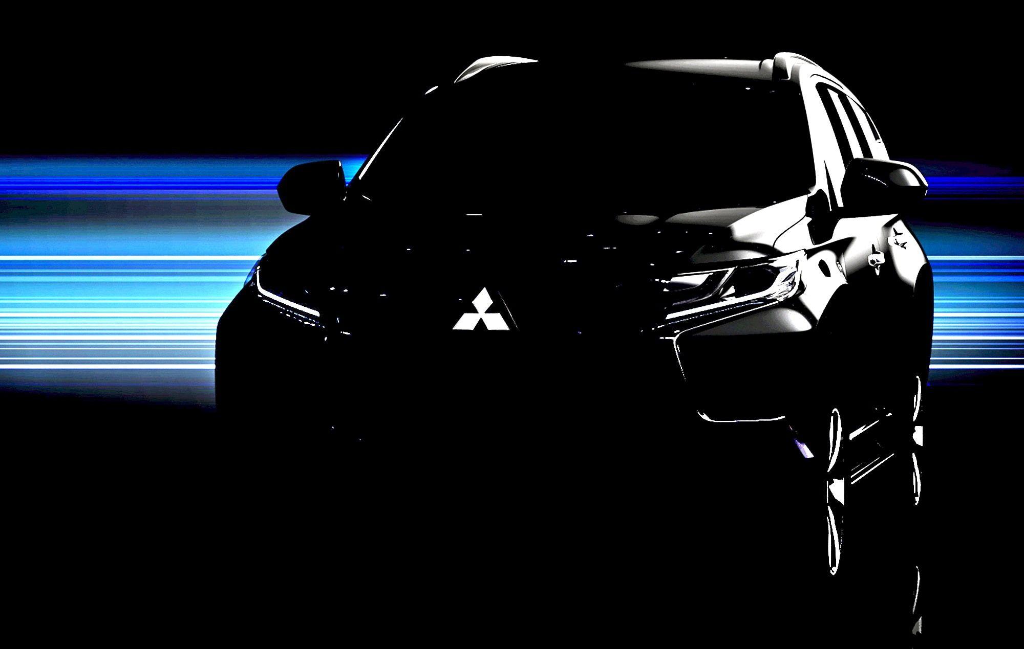 India-bound 2016 - Mitsubishi Pajero Sport Hd , HD Wallpaper & Backgrounds