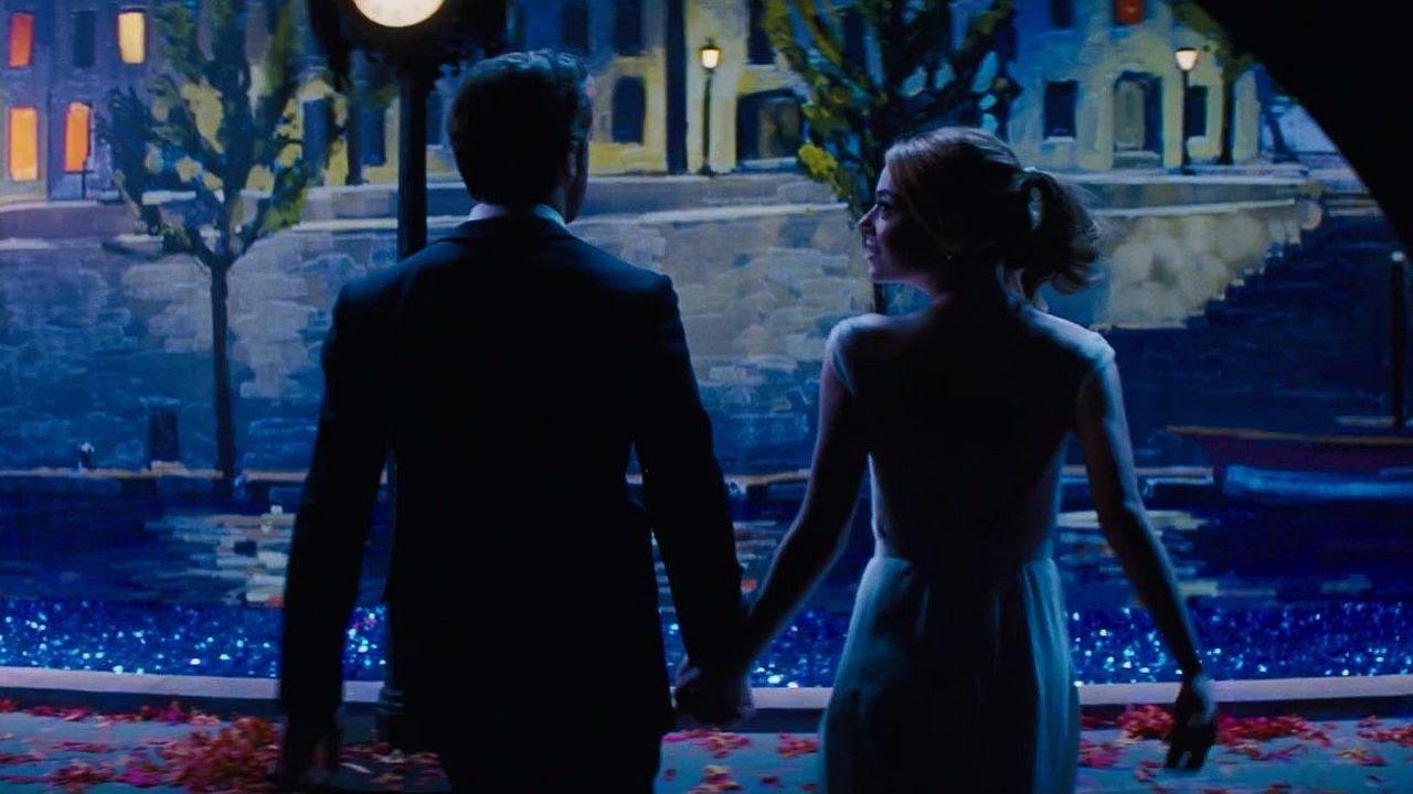 "10 Reasons Why ""la La Land"" Will Win Best Picture « - La La Land Romantic , HD Wallpaper & Backgrounds"