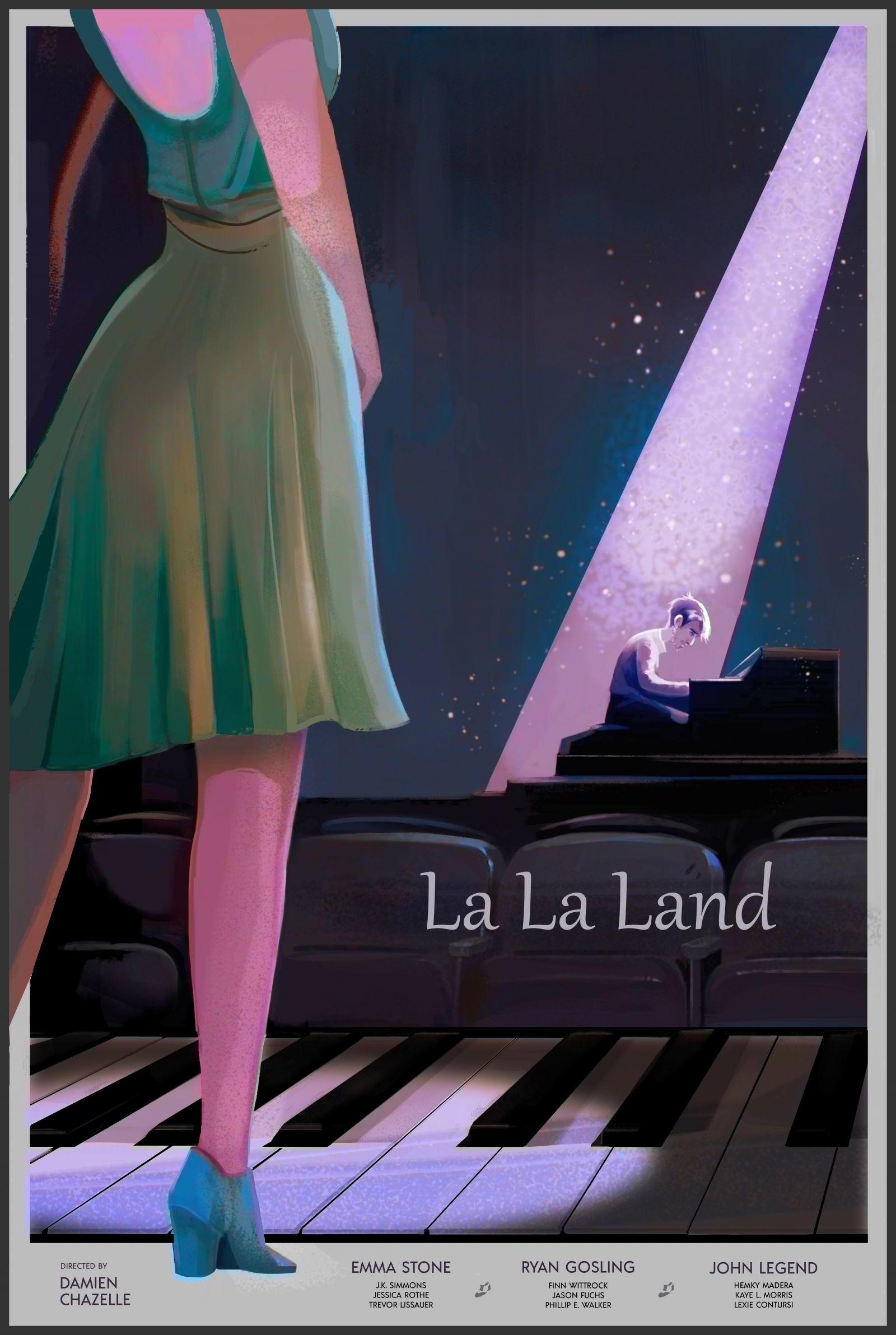 La La Land 1075390 Hd Wallpaper Backgrounds Download