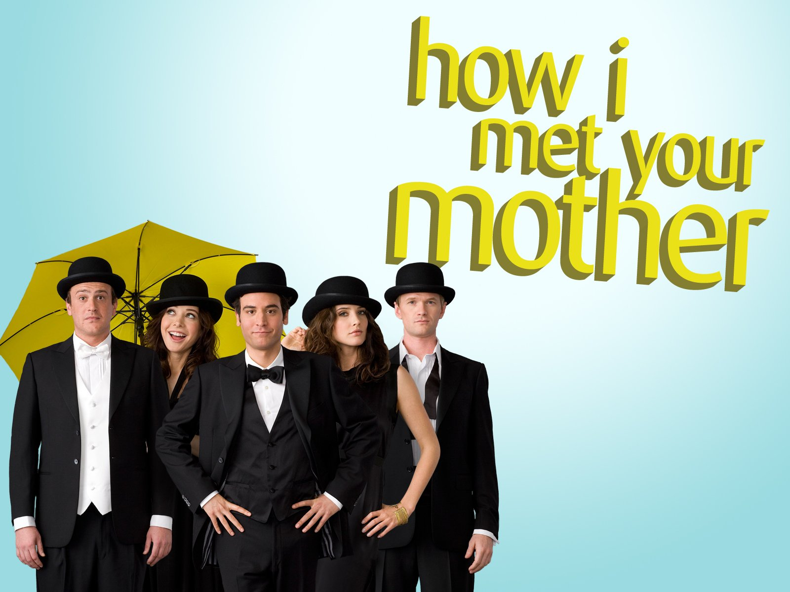 How I Met Your Mother Met Your Mother Group 1078833 Hd