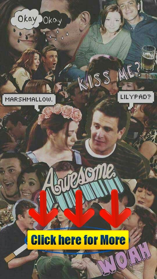 Wallpaper, Lily, Marshall, Himym, Série, How I Met - Marshall E Lily , HD Wallpaper & Backgrounds
