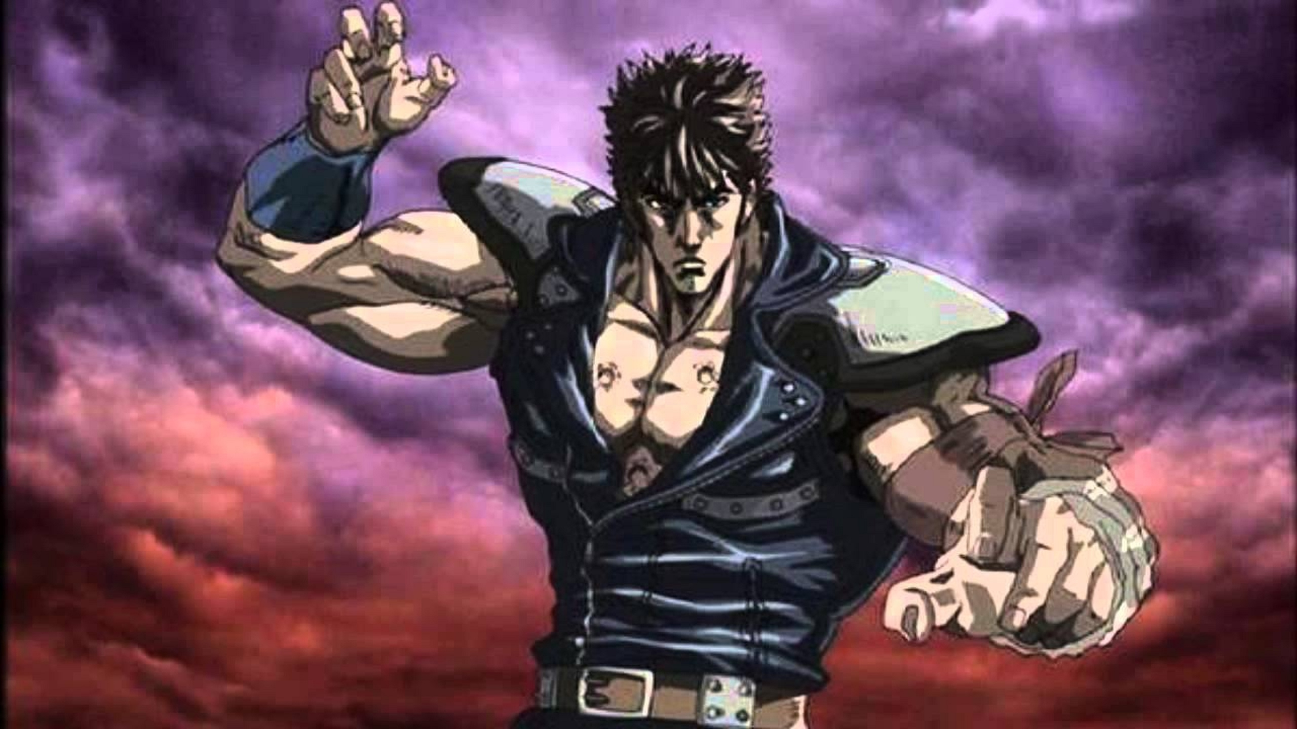 Fist Of The North Star Wallpaper Wallpapers Anime Hokuto No