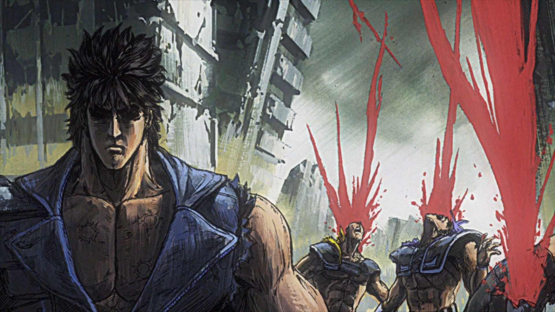 View Fist Of The North Star 2 Hokuto No Ken Dead 1080766
