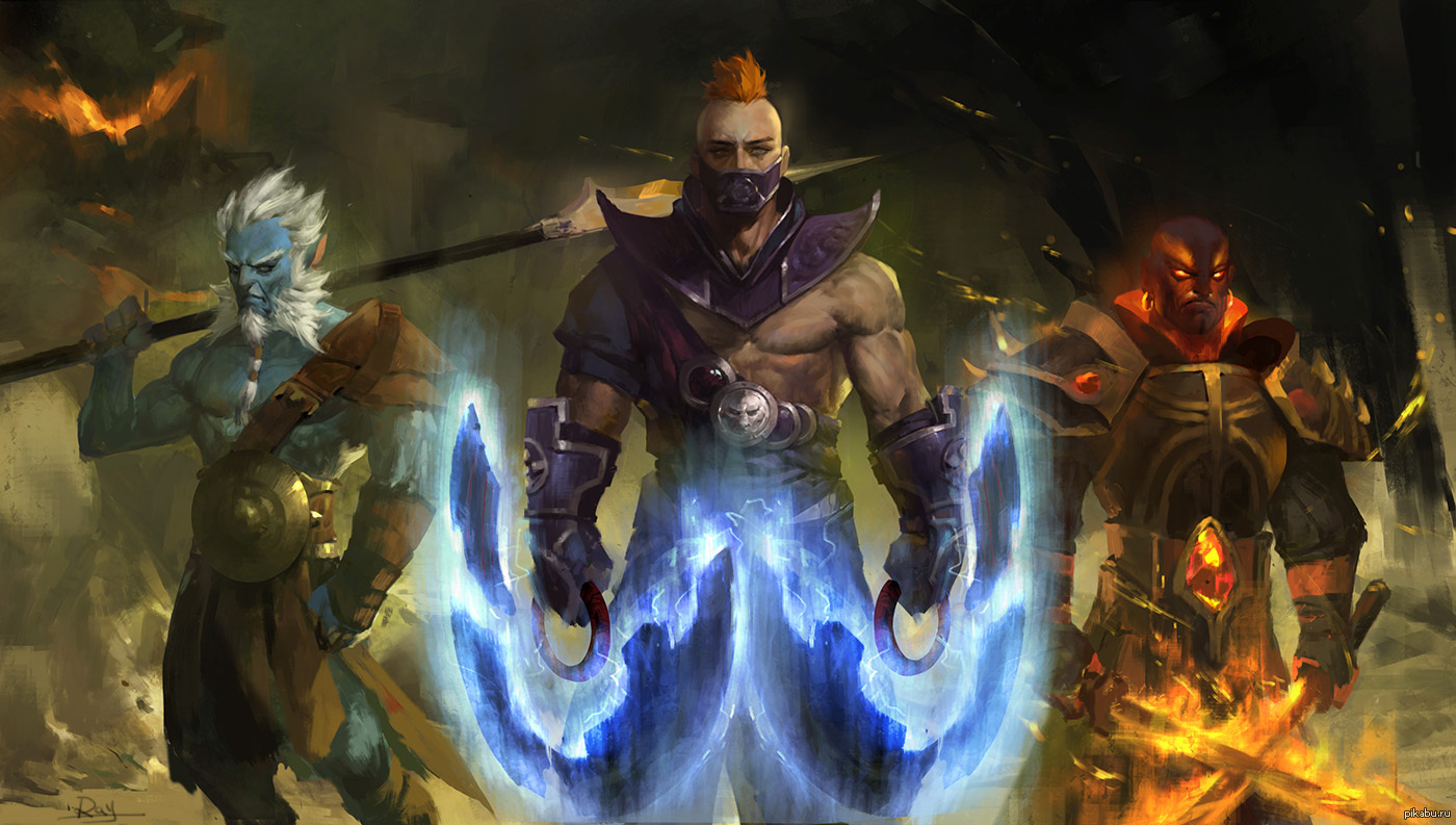 What You Need To Know About The Experience In Dota - Dota 2 New Hero 2017 , HD Wallpaper & Backgrounds