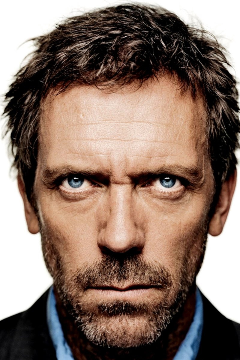 Wallpaper House Md Actor Dr Gregory House Face Dr