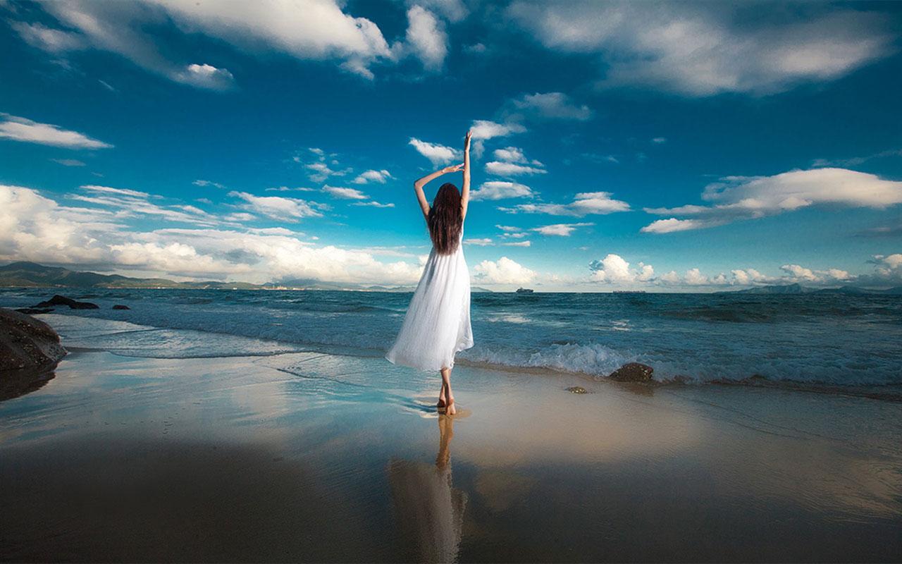 108 1084954 romantic seaside girls photography desktop wallpaper beautiful sea