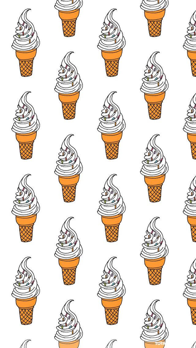 Download - Ice Cream Wallpaper Iphone , HD Wallpaper & Backgrounds