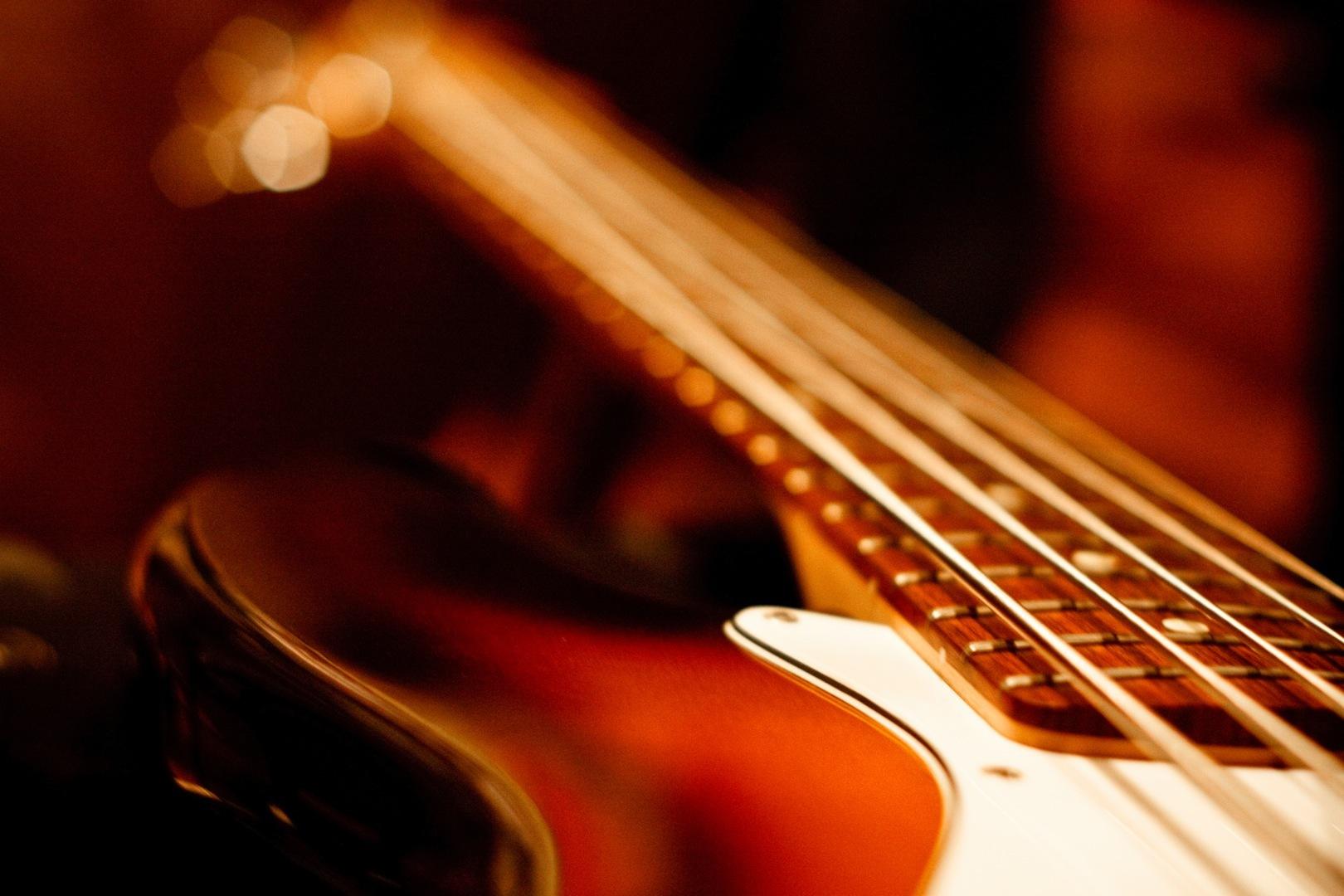 Astounding Bass Guitar By Mourner Wallpaper Bass Wallpaper